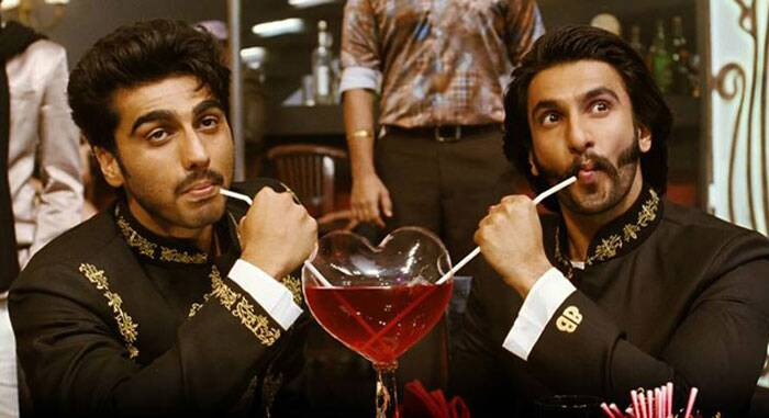 "<b>RanveerSingh-Arjun Kapoor</b>: In a day's time, 'Gunday' lead actors Ranveer Singh and Arjun Singh will be seen wooing their fans with their sizzling onscreen chemistry. The two actors, who have also bonded well offscreen, have taken Bollywood bromance to new heights.<br /><br /> The brothers-in-arm have displayed a male bonding which has not been seen for a long time in Bollywood. As Arjun Kapoor aptly says, ""In the last few years there was no film made on intense friendship. So, the first reference of Jai-Veeru or Karan-Arjun is made as these are the iconic characters that remind people of friendship and brotherhood. Hopefully, we will be able to create an identity for Bikram and Bala of 'Gunday',"" he had said.<br /><br />As Ranveer Singh and Arjun Kapoor get ready to redefine brotherhood on the silver screen we take a look at Bromance cinema through ages."