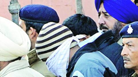 All the five accused had been dismissed from service following the complaint. (Express archives)