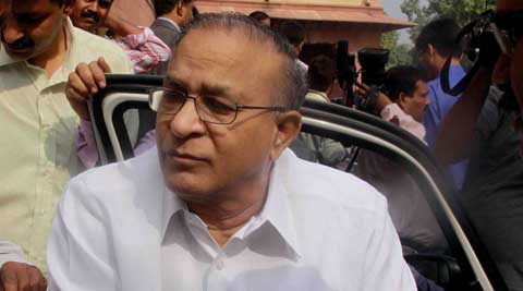 S Jaipal Reddy says the Tsunami Warning Centre can disseminate information through email, fax, SMS, Global Telecommunication System and website. (Express archives)