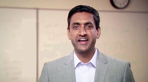 Ro Khanna, the former Deputy Assistant Secretary of Commerce is also set to run for elections. (Express Archive)