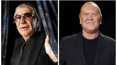 Roberto Cavalli: Michael Kors, he copies everything!. It's really a scandal and nobody has the courage to say anything. It's really not fair. (Reuters)