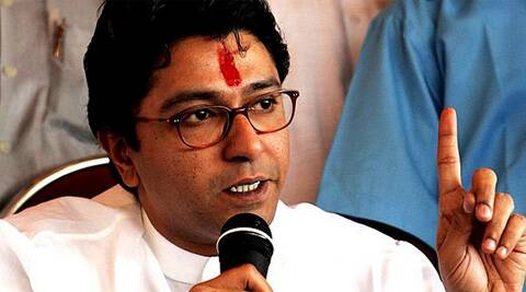 Maharashtra Navnirman Sena chief Raj Thackeray. (PTI)