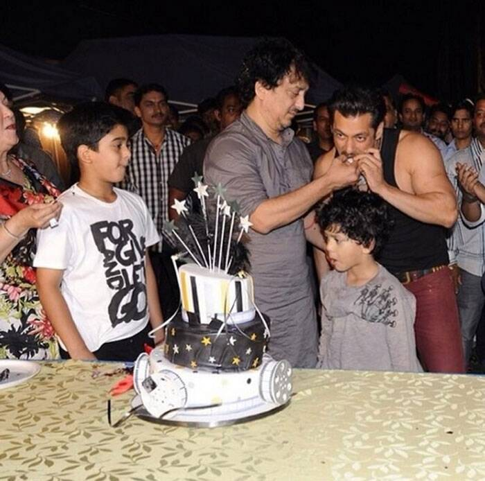 Salman Khan's special birthday surprise for Sajid Nadiadwala