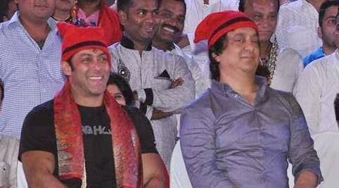 Sajid Nadiadwala turned 49 On Tuesday (February 18) and had a busy working birthday while shooting for his directorial debut in Film City with Salman and Jacqueline Fernandes.