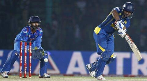 Asia Cup 2014: Sri Lanka rode on Kumar Sangakkara's masterclass to complete the task with four balls to spare (AP)