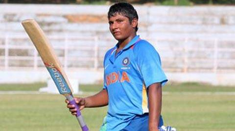 Sarfaraz Khan and Sanju Samson (not in picture) were the major contributors with the bat (BCCI Photo)
