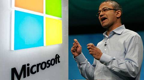 Satya Nadella is the man chosen to be Microsoft's new CEO.