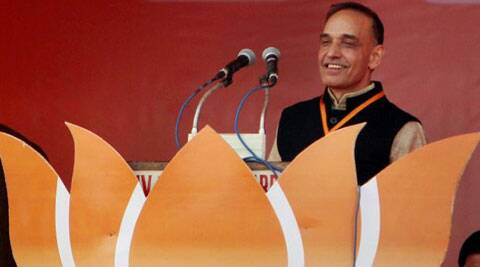 A 1980-batch IPS officer, Satyapal Singh has joined BJP and is likely to contest polls from Meerut. (PTI Photo)