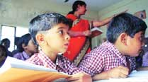 The catch is that  the government does not give reimbursement to  pre-primary at present, and in Pune more than 50% of schools that come under RTE's reservation clause have pre-primary as the starting level.