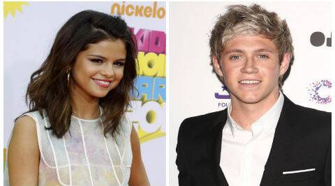 Selena Gomez and Niall Horan were recently pictured spending time together. (Reuters)
