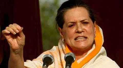 We must fight for unity and work towards a prosperous India, said Sonia Gandhi. (PTI)