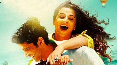 The song 'Harry Is Not Bhramchari' has film's lead Farhan Akhtar, Vir Das and Vidya Balan in bits.