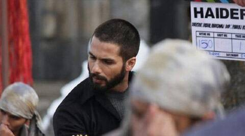 Fortunately, it turned out that Shahid Kapoor's haircut didn't look bad at all and it only helps the cause of the film in question that the haircut countdown had created quite a buzz about the film, which is still in the making.