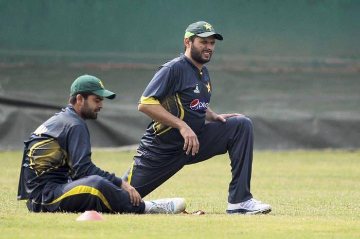 Asia Cup: Neighbours lock horns for supremacy