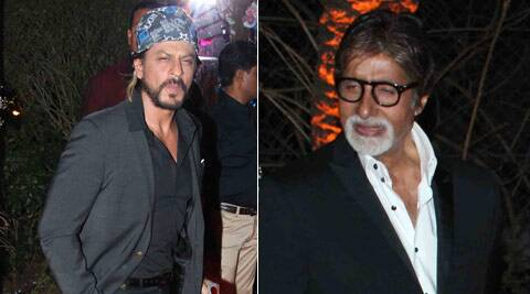 Superstar Shah Rukh called Hoffman 'great actor'. (Photo: Varinder Chawla)