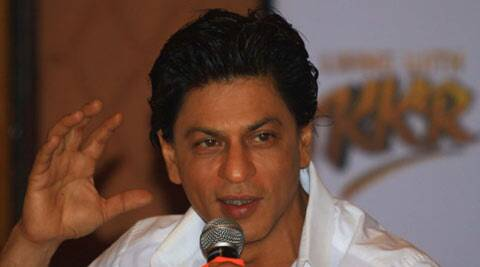SRK had denied any misconduct and said he reacted only after children, including his kids, were manhandled by the security staff at the stadium. (Photo: Varinder Chawla)