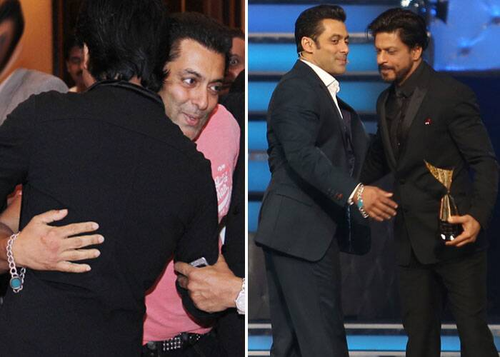 "Bollywood's two big Khans – Shah Rukh and Salman Khan – created headlines when they first hugged each other at an iftaar party last year and later at an awards show earlier this year. The 'Karan Arjun' actors were known to be the best B-town buddies, but things went bad after they were involved in a brawl at Katrina Kaif 's birthday party in 2008. And though the two never spoke in public again even about their soured relation the two actors, it looks like have buried the hatchet after all.<br />Salman Khan, who made his debut on filmmaker Karan Johar's popular chat show 'Koffee With Karan' this year, went on record to say that though there's a lot of mutual respect, Salman is, ""100 per cent sure we'll never be best of friends again."" <br /><br />Post 'patch-up' Shah Rukh Khan's wife Gauri was seen at Salman Khan's Diwali party."