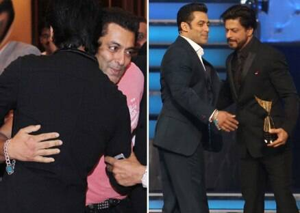 SRK-Salman, Rekha-Jaya Bachchan, others hug and make up