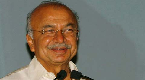 Sushilkumar Shinde seems to be making news for all the wrong reasons.