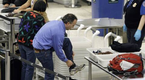 The latest warning was focused on flights headed to the United States from abroad. AP photo