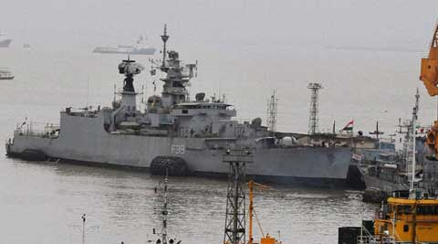 INS Sindhuratna mishap was the tenth in the series of mishaps involving frontline warships. (FILE PHOTO - PTI)