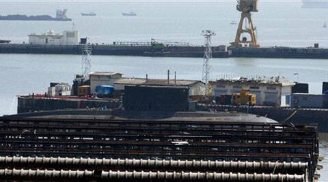 Till 2013, India had a fleet of 15 submarines including 10 Russian Kilo Class vessels, four German HDW vessels and one leased nuclear submarine INS Chakra. (PTI)