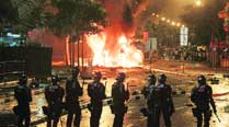 Second Indian national jailed for rioting in Singapore
