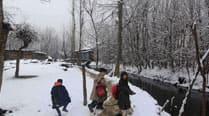 Kashmir Valley and Ladakh region receives freshsnowfall