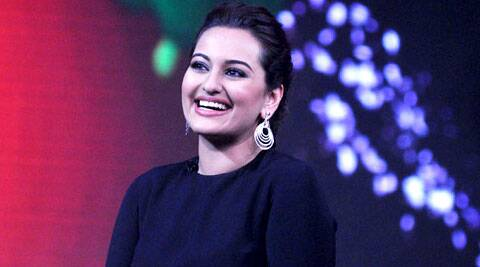 Sonakshi Sinha is working on her comic timing.