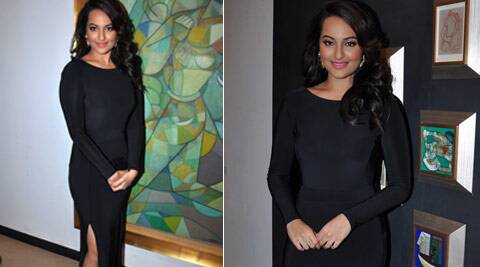 Desi belle Sonakshi Sinha is looking fit and fabulous these days.