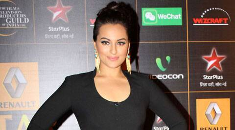 "Sonakshi Sinha said the new song is ""killer and crazy""."