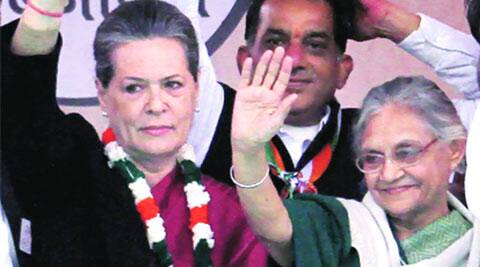 Sonia warns of 'politics of hate'