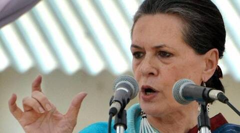 Sonia Gandhi claimed Congress did not crave for power, but was concerned about the country and its people. (PTI)