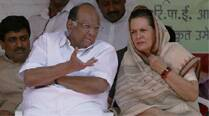 Thomas says Pawar had calculated that if Sonia were to be the PM, his dream of becoming PM would never be realised. (PTI)