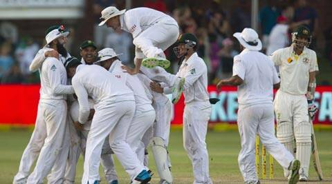 South Africa, three-time semi-finalists, have had no previous World Cup success (Reuters)