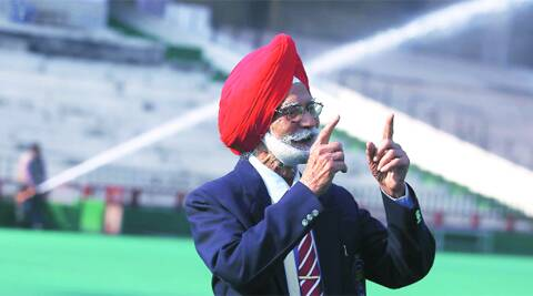 In this Walk the Talk with The Indian Express Editor-in-Chief Shekhar Gupta, Balbir Singh Senior, part of the Indian hockey team that won three Olympic gold medals, speaks about playing for the tricolour. Kamleshwar singh