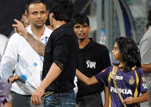 The King Khan had denied any misconduct and said he reacted only after children, including his kids, were manhandled by the security staff at the stadium.