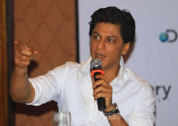 Shah Rukh Khan and the new series 'Living with KKR'