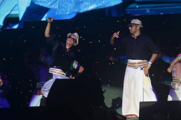 Shah Rukh Khan, Madhuri Dixit, Rani Mukherji woo Malaysia