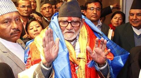 The euphoria of victory faded somewhat on Tuesday, as the CPN-UML boycotted the swearing-in ceremony, accusing Koirala of not honouring the power-sharing agreement.  AP