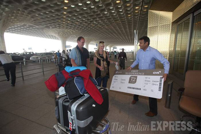 Mumbai airport's swanky new terminal - T2 open for public