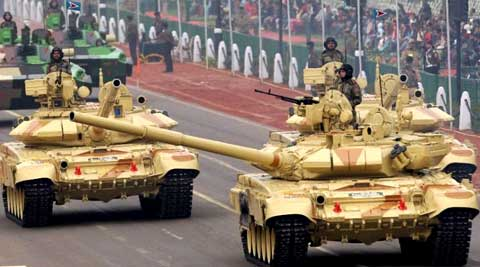 The ministry first procured 657 tanks at a cost of Rs 9083.36 crore and then spent a fee of Rs 330.39 crore for acquiring technology to produce them at home. (PTI)