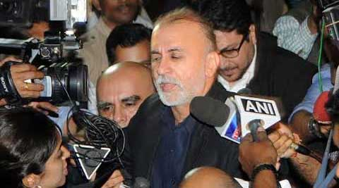 Tarun Tejpal has been accused of sexually assaulting a junior colleague during a fest in Goa and has since been in jail.