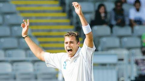 New Zealand seamer Tim Southee