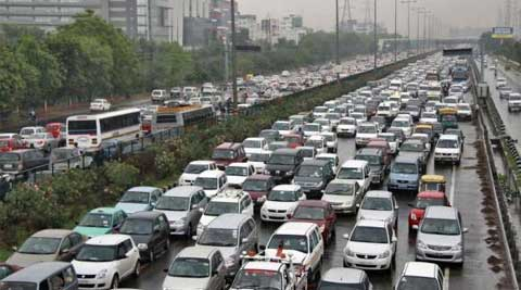 The move has certainly brought huge relief to the daily commuters between Delhi and Gurgaon. (Photo: Reuters)