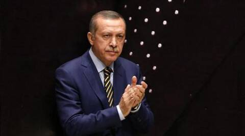 Turkey PM has accused the influential Gulen group for eavesdropping into his conversation. (Reuters)