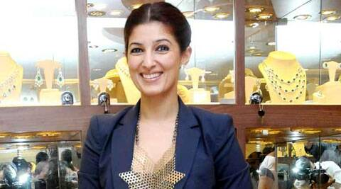 Twinkle Khanna complained of severe stomach ache.