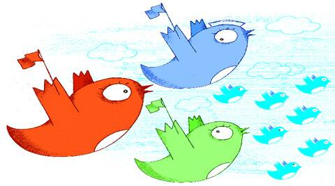 In poll season, Lalu, Sibal, Jaitley and more warm up to social media. (CR Sasikumar)
