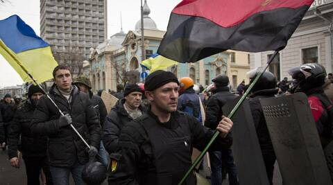 The crisis in Ukraine, now in its fourth month, has dragged Russia's relations with the West to their lowest since the Cold War.
