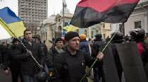 Ukraine: Opposition boss assumes presidential powers